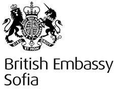 British Embassy Sofia logo