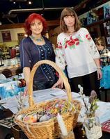 Ukrainian Pysanka Easter Eggs Workshop