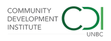 Community Development Institute at UNBC logo