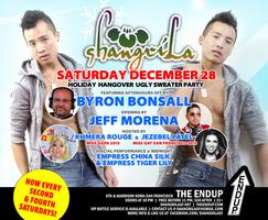ShangriLa - Saturday December 28 - Holiday Hangover Ugly Sweater...