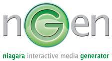 nGen - Now Innovate Niagara logo