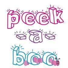 Peek-a-Boo News & Events logo