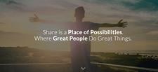 Share On Purpose, Inc. logo