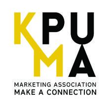 The KPU Marketing Association  logo