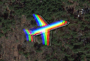 On the Rainbow Plane