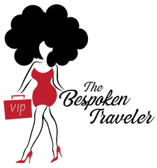 The Bespoken Traveler ~ Grooves of Houston logo