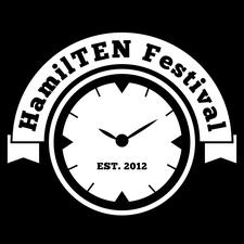 HamilTEN Festival logo
