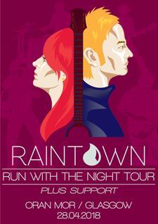 RAINTOWN  logo