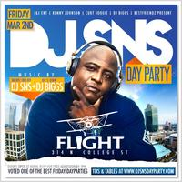 The Ciroc Boy/ Bad Boy DJ SNS Dayparty | MAR 2nd | FLIGHT