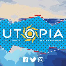 UTOPIA TENERIFE BOAT PARTIES logo