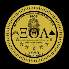 Xi Theta Lambda Chapter of Alpha Phi Alpha Fraternity, Inc. logo