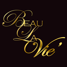 Beau La Vie' Beauty Network  logo