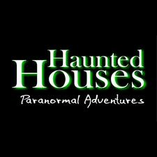 Haunted Houses - Paranormal Adventures logo