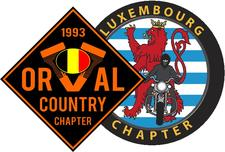 Orval Country Chapter Belgium & Luxembourg Chapter logo