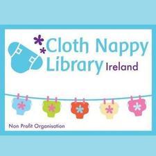 Cloth Nappy Library Ireland  logo