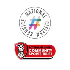 NCS Rotherham United Community Sports Trust logo