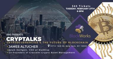 Cryptalks: Cryptocurrencies & the Future of Blockchain
