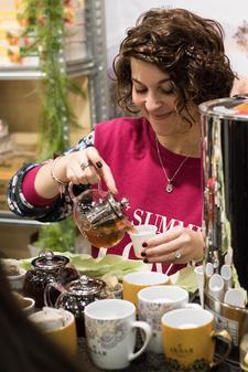 Rose e More - tea sommelier logo