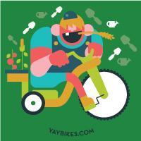 Yay Bikes! & Local Matters—Urban Garden Ride (Month 8...