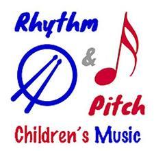 Rhythm & Pitch Children's Music logo
