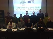 NEU London Young Teachers Network logo