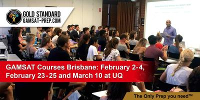 GAMSAT Courses in Brisbane - Gold Standard
