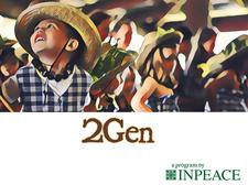 2GEN, A Program by INPEACE logo