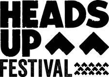 Heads Up Festival logo
