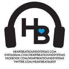 Heartbeat Silent Disco logo