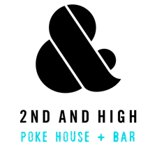 2nd And High Poke House + Bar logo