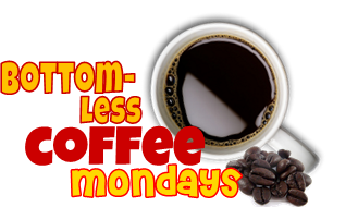 Bottomless Coffee Mondays