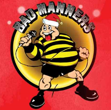 Bad Manners logo