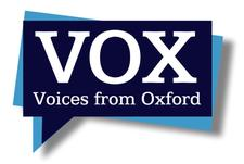 Voices from Oxford logo