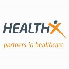 HealthX logo