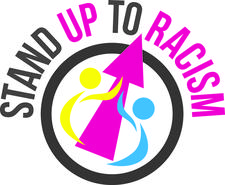 Southampton Stand Up To Racism logo