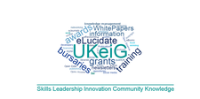 UK eInformation Group (UKeiG)  logo
