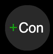 +Con logo