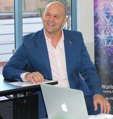 Matthew Patti, Creator - New Earth Abundance Movement™ logo