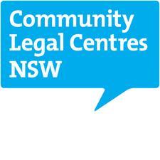 Community Legal Centre NSW logo