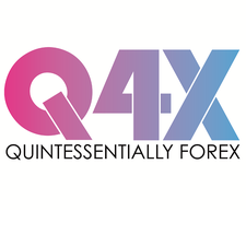 Q4X Trading Education  logo