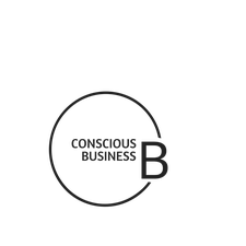 Conscious Business  logo