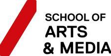 School of Arts and Media logo