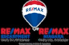 RE/MAX Escarpment & RE/MAX Niagara logo
