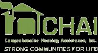 CHAI: Comprehensive Housing Assistance Inc.  logo