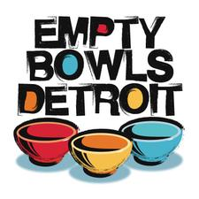 Empty Bowls Detroit logo