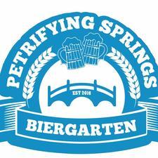 Petrifying Springs Biergarten logo