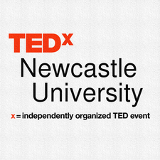 TEDx Newcastle University Society logo