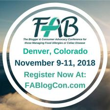 Food Allergy Bloggers Conference logo