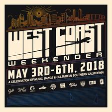 West Coast Weekender  logo