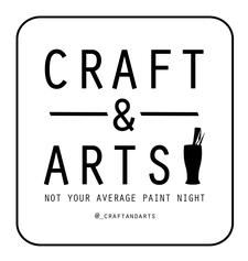 Craft & Arts - by Stamp Pop logo